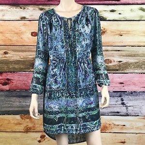 Charlie Jade chiffon dress